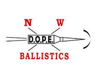 NW Ballistics D.O.P.E. Card Logo