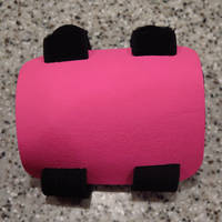Tactical Armboard shown in Hot Pink