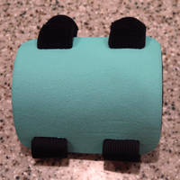 Tactical Armboard shown in Tiffany Blue