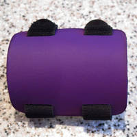 Tactical Armboard shown in Purple