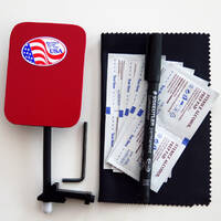 Included with purchase: Ballistics DOPE Card, Picatinny Mount-Billet Al, Pen, Microfiber, Allen Key