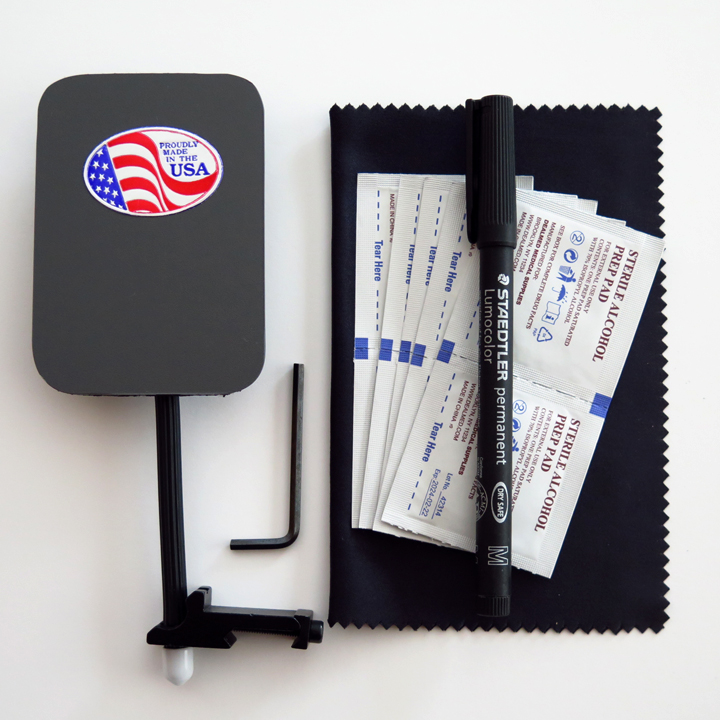 Tactical Armboard, DOPE Card, Ballistic DOPE card, forearm dope card, dope card holder sleeve, ballistic card forearm, ballistic...